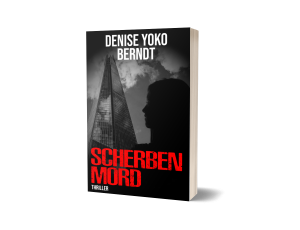 Cover Thriller Scherbenmord London-Thriller