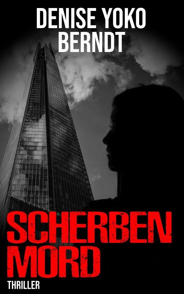 Thriller Cover Scherbenmord London-Thriller